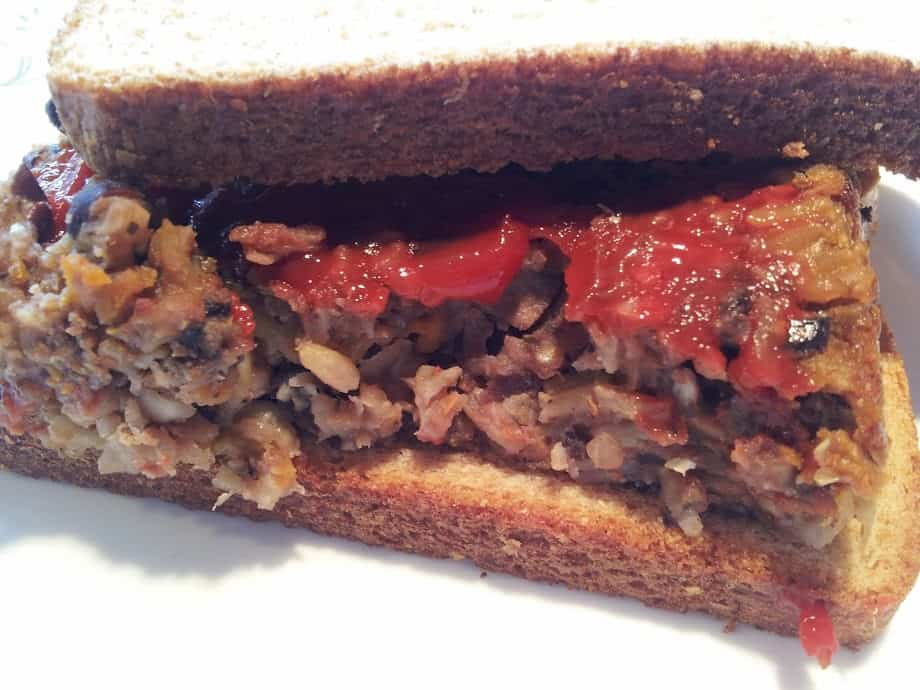 Meatloaf Monday – Hippie Loaf