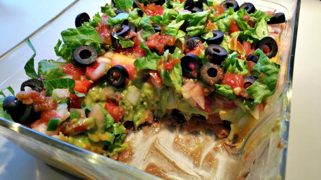 Mexican 7 layer dip brand new vegan mexican 7 layer dip forumfinder Images