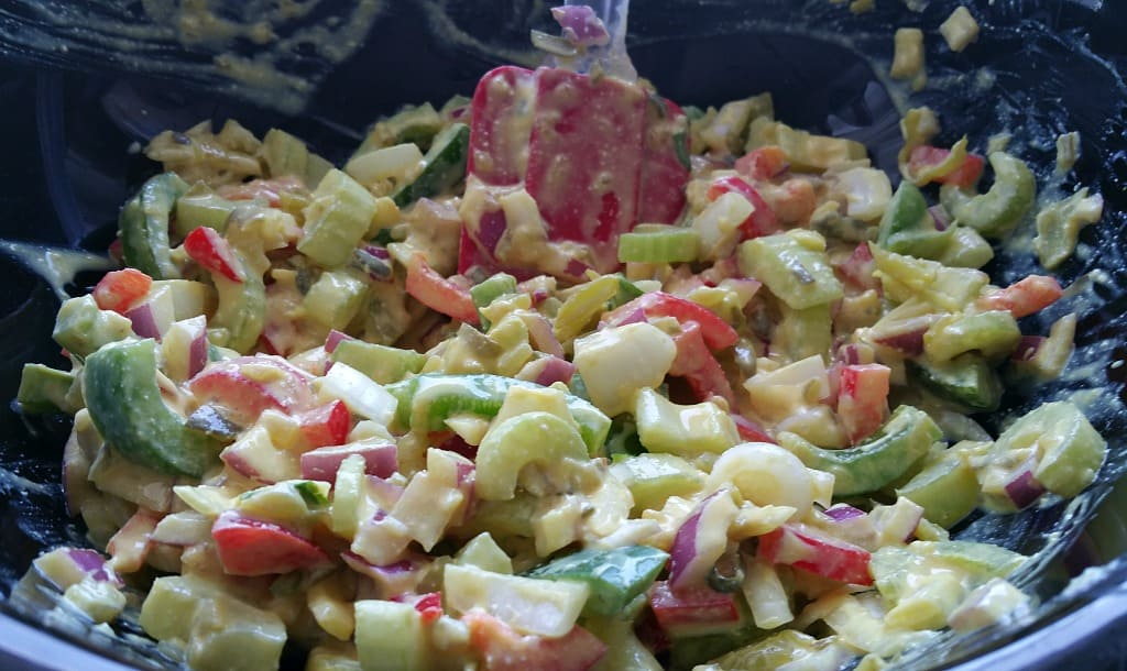 Creamy Fingerling Potato Salad (Vegan) Recipes — Dishmaps