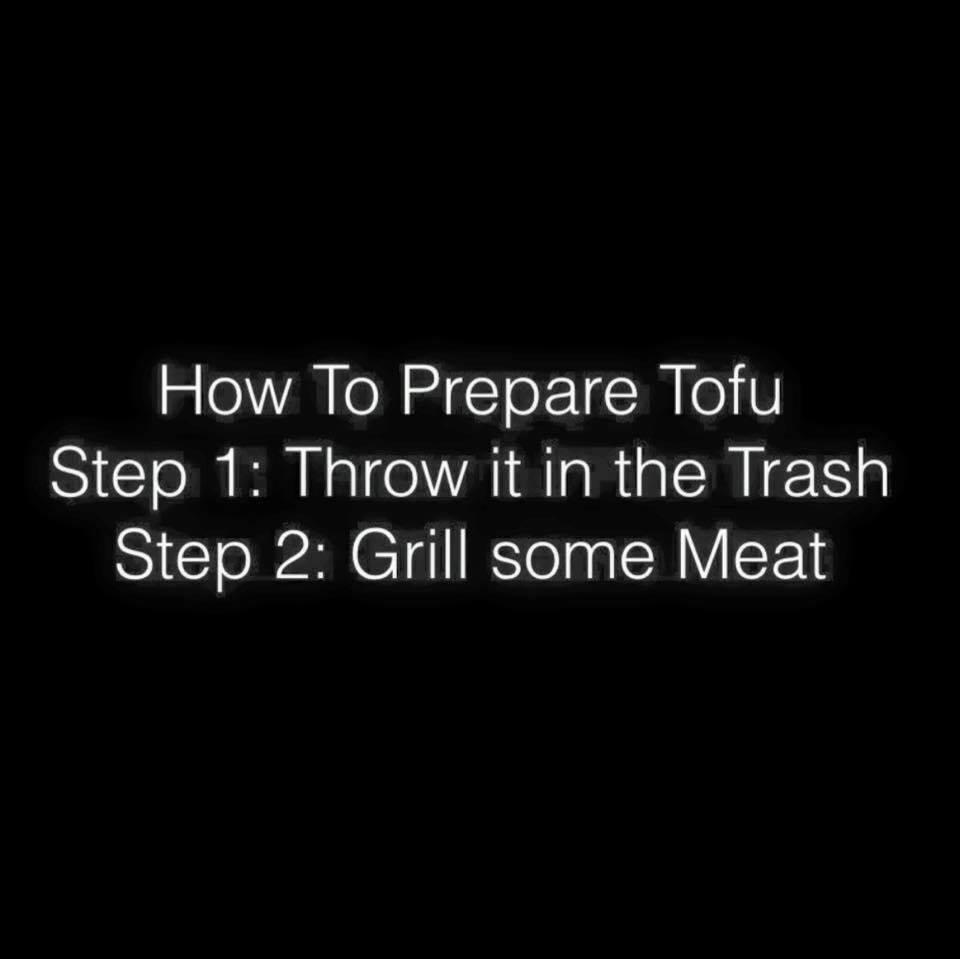 tofu meme