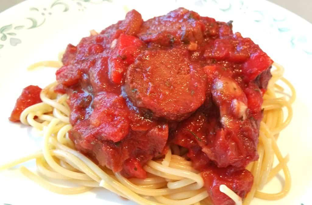 Vegan Italian Sausage