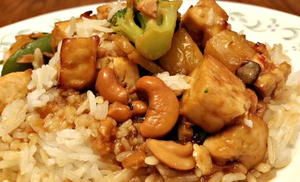 general tso tofu 2