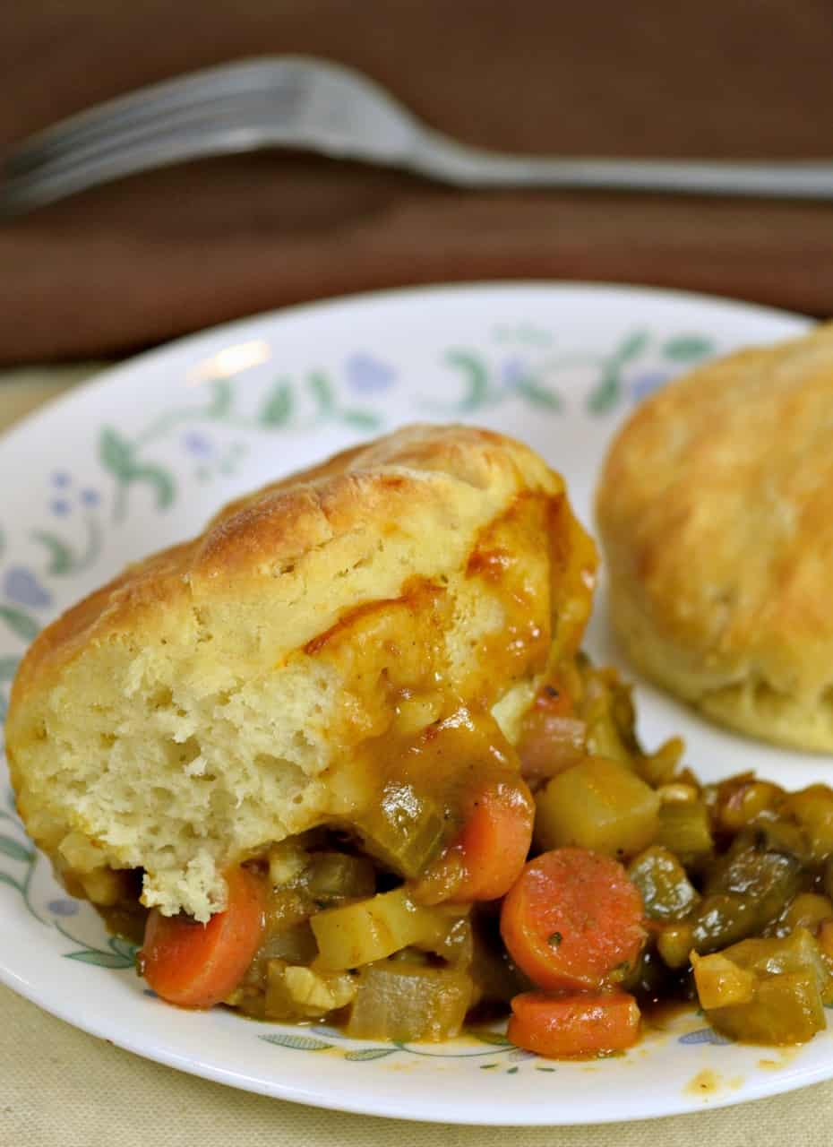 Biscuit Pot Pie 2