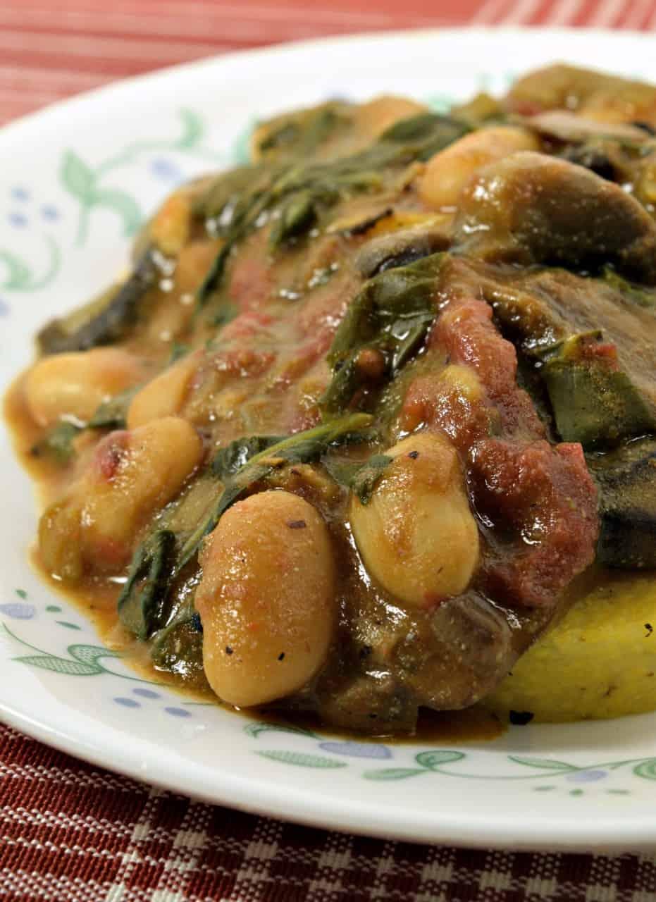 White Bean Mushroom Ragout 2