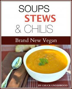 brand new vegan ebook