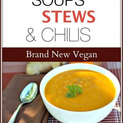 A Brand New Vegan Cookbook