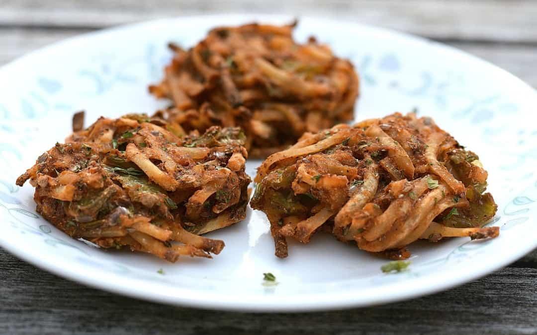 Crispy Hash Brown Potato Patties