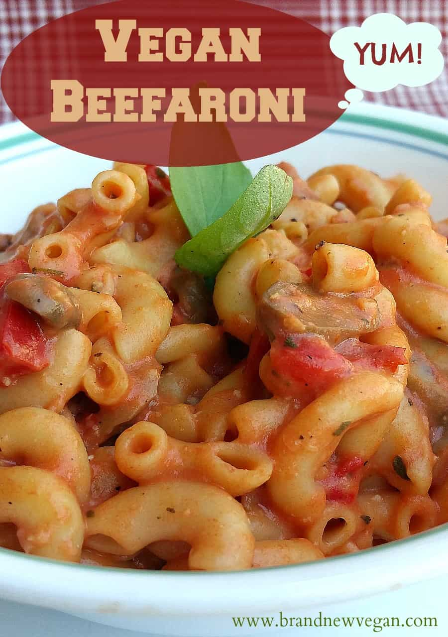 vegan beefaroni pin