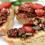 Fat Free Bruschetta