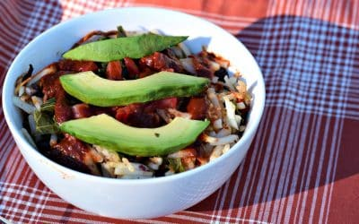 Mexican Hash Brown Bowl