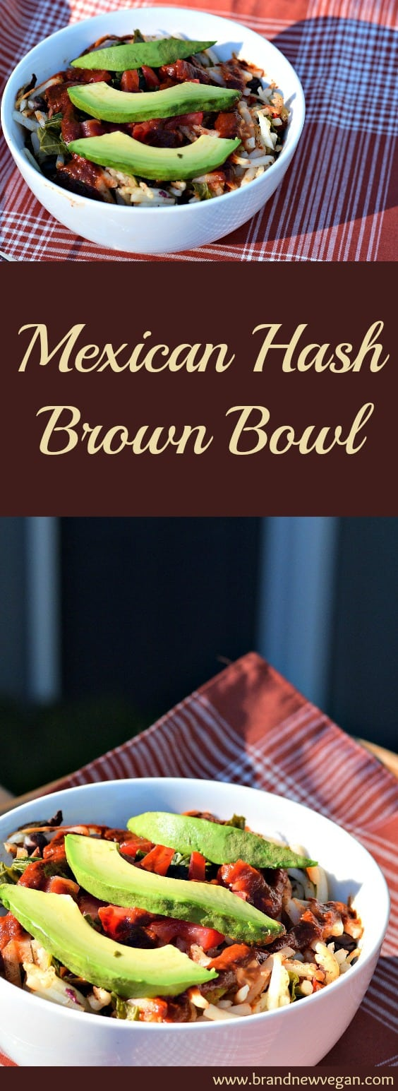Mexican Hash Brown Bowl pin