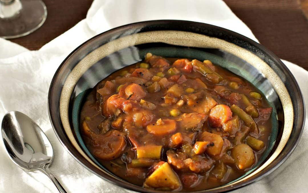 Instant Pot Veggie Stew
