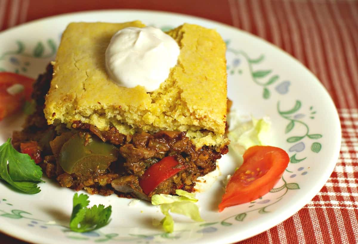 vegan taco pie 2