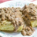 Vegan Country Sausage Gravy