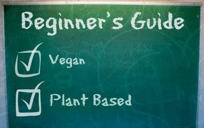 Beginners Guide for the Brand New Vegan