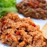 instant pot spanish rice 2
