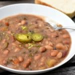 vegan 15 bean soup 2