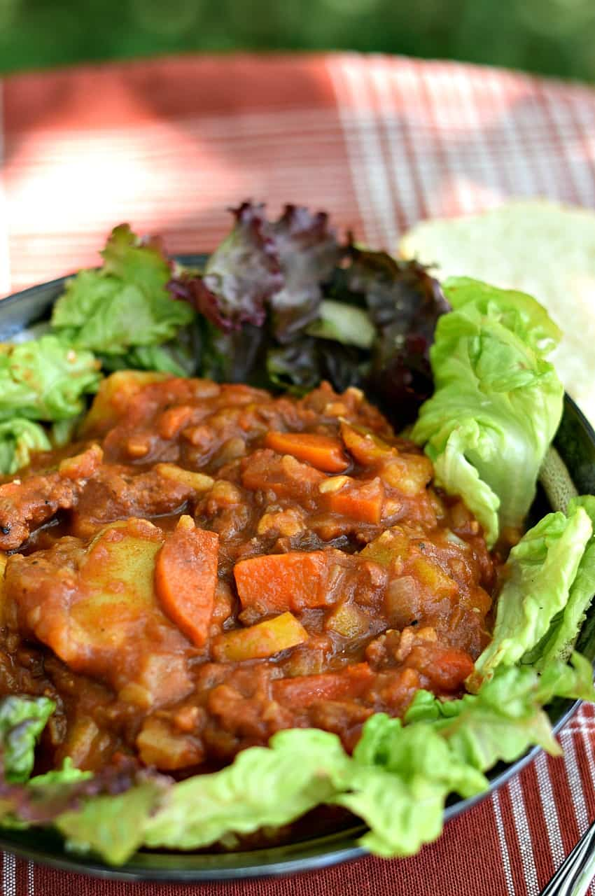 vegan hungarian goulash