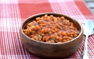 Vegan Baked Beans (Instant Pot)
