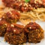 Vegan Italian Meatballs 3