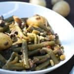 vegan green beans 2