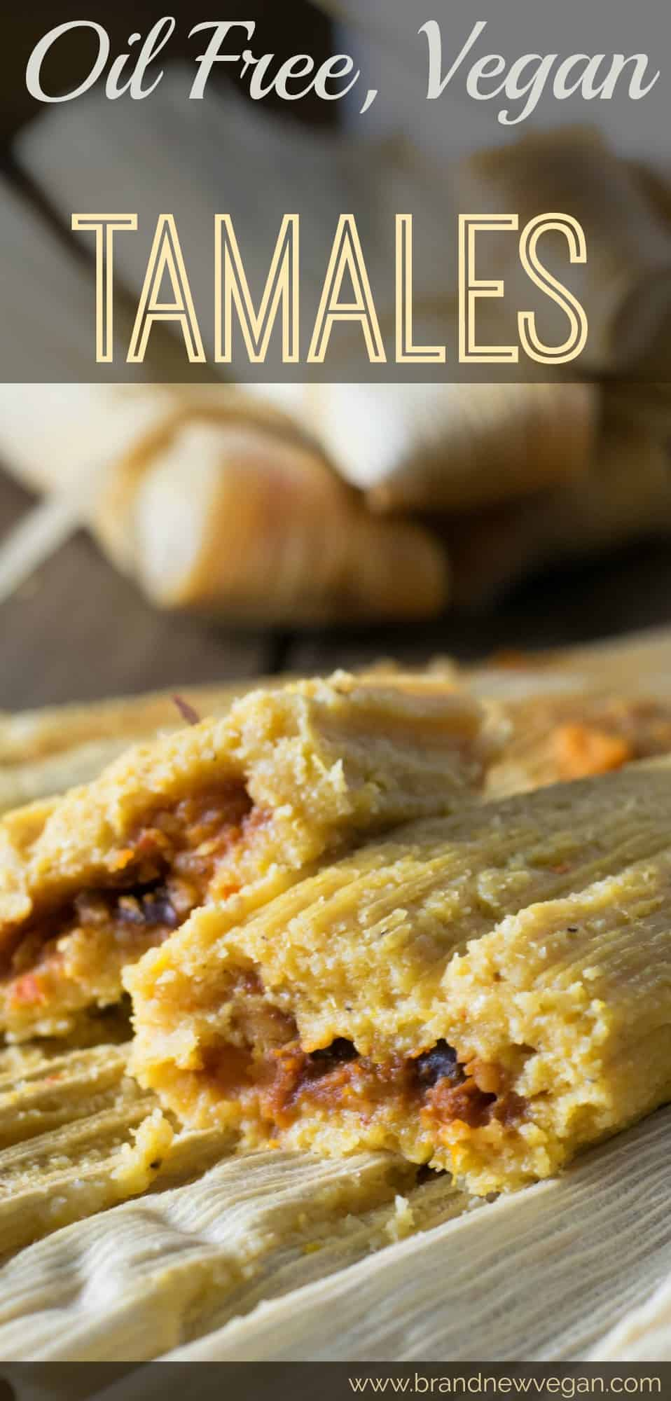 This year, I decided to make some homemade Tamales, and let me just say ... theseOil Free Vegan Tamaleswill definitely melt in your mouth and become a new holiday tradition!