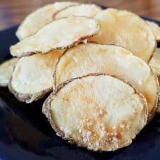 Fat Free Potato. Chips