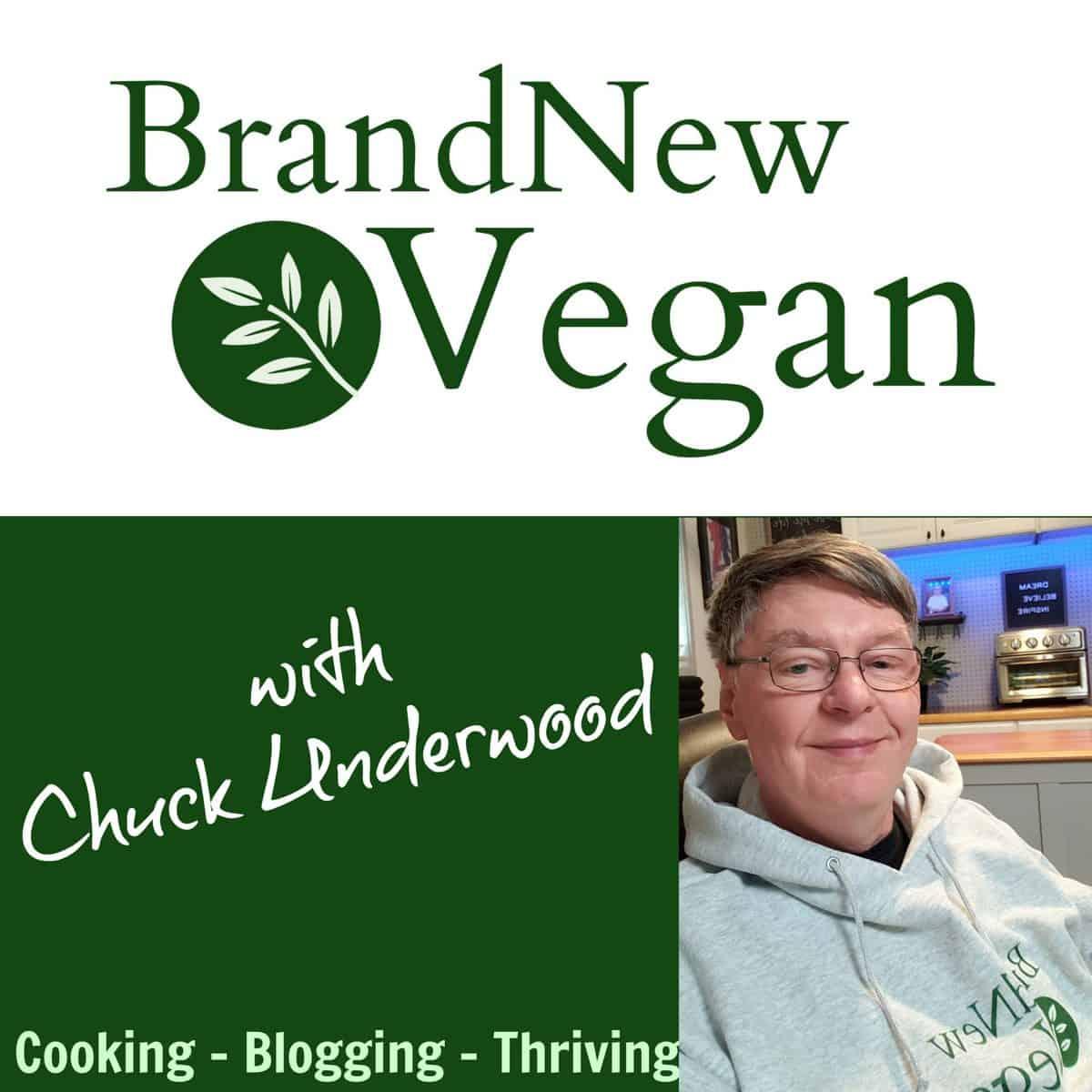 brand new vegan