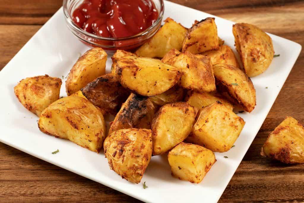 crispy instant pot potatoes