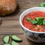 low fat vegan gazpacho