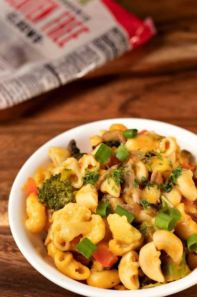 Ultimate Vegan Mac n Cheese