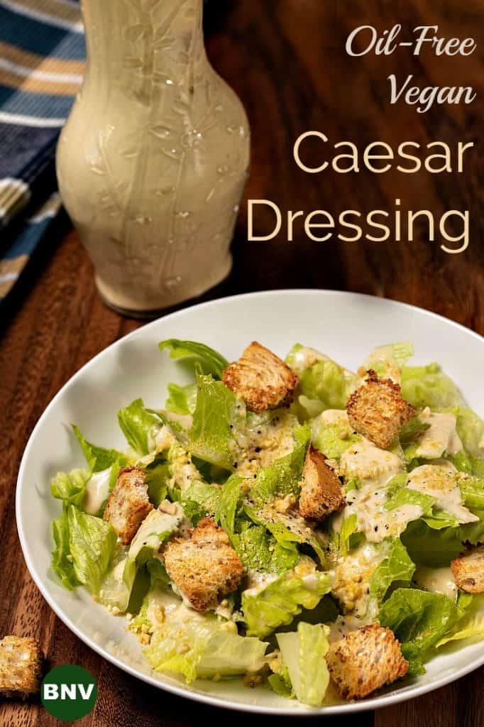 vegan caesar dressing
