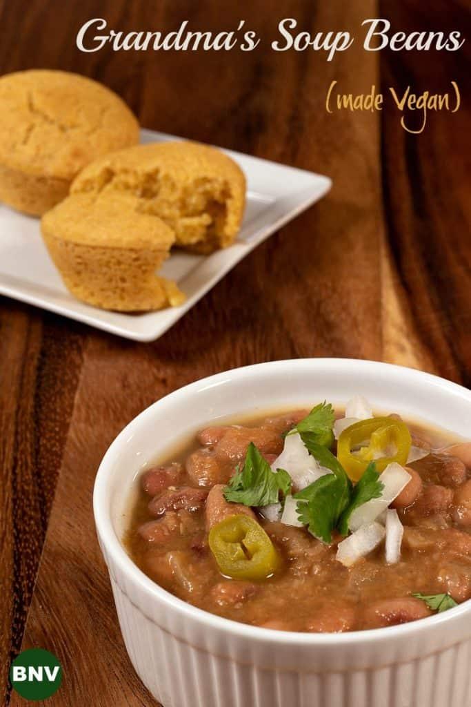 vegan soup beans